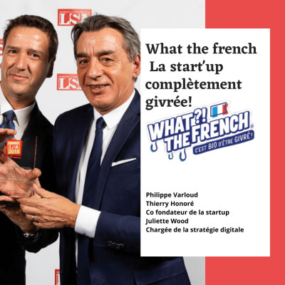 FpRNq0LlrLc8Ulv9gQTi8peYUmEa31TVVMiIk3gU 400x400 - What?! the french, la start'up complètement givrée ! Podcast Ramène ta fraise!