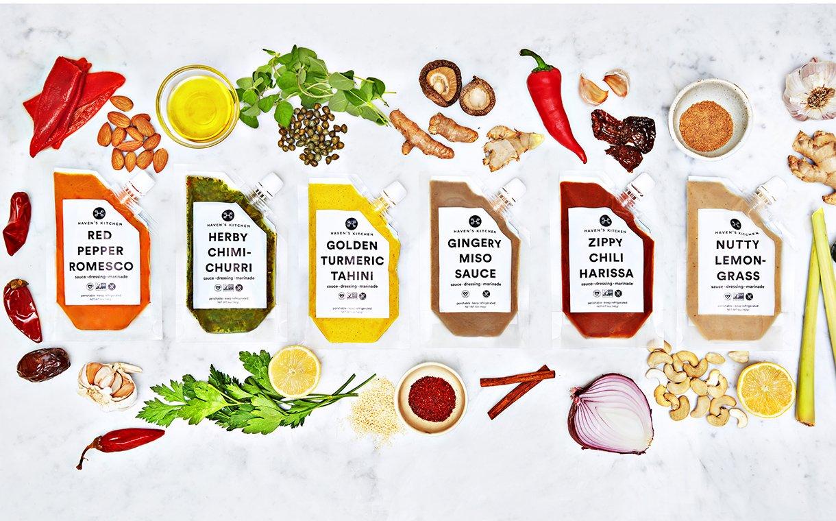 Havens Kitchen sauces - Une gamme de sauces pour faire le tour du monde