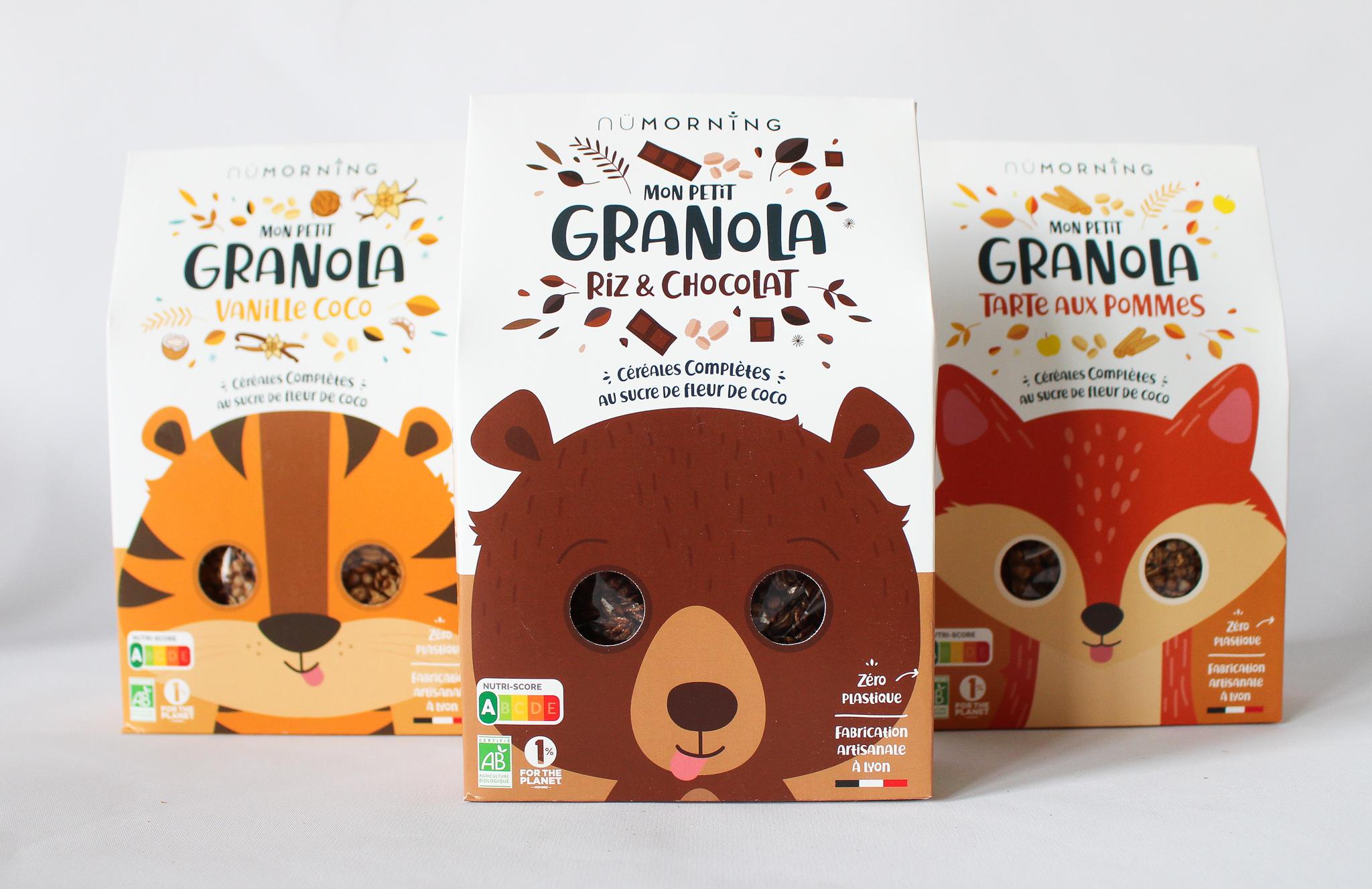 IMG 0435 - nüMorning lance Mon Petit Granola