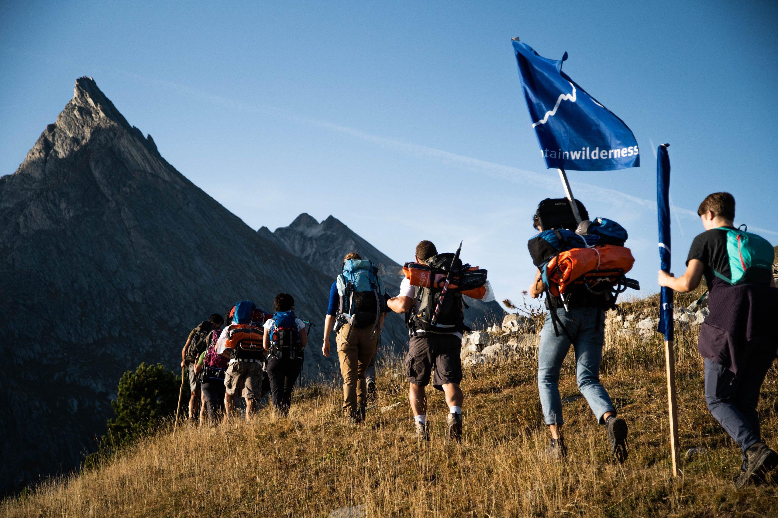 Mountain Wilderness © Xavier AGON scaled - Dégustez LA BARRE A CŒUR et participez à une mission vertueuse pour nos montagnes
