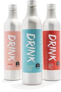 drink waters 200x300 - DRINK WATERS, les eaux fonctionnelles lancées par Kev Adams
