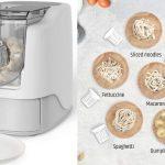 electric pasta maker 150x150 - Une machine pour réaliser tous les types de pâtes