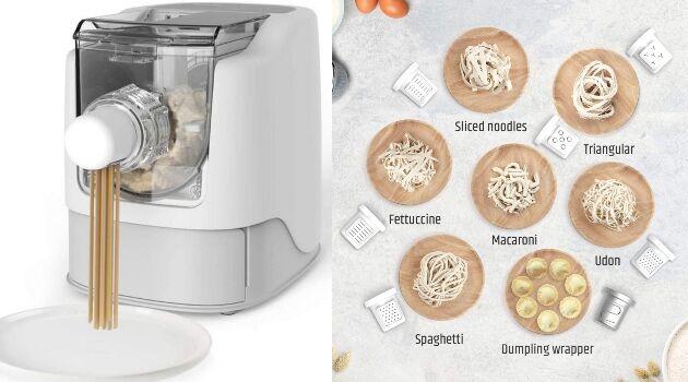 electric pasta maker - Une machine pour réaliser tous les types de pâtes