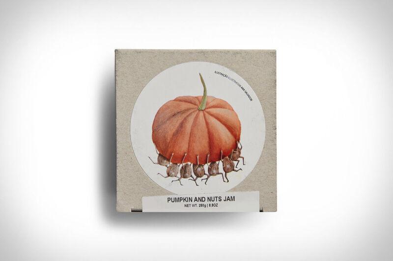 jose gourmet pumpkin jam - De la confiture de citrouille
