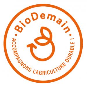 logo linkedin 300x300 - BioDemain accompagne les agriculteurs français pour passer au bio