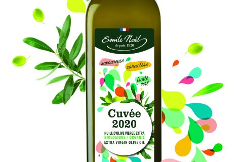 Cuvee 2020 Emile Noel 480x320 - L'huile d'olive cuvée 2020 Emile Noël