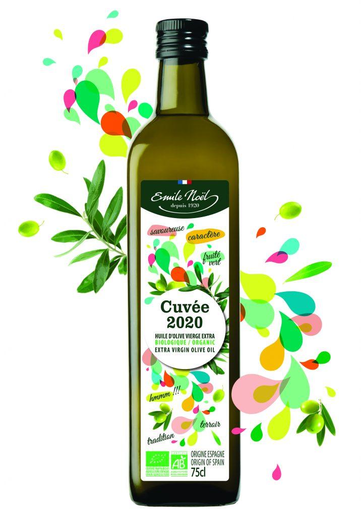 Cuvee 2020 Emile Noel 716x1024 - L'huile d'olive cuvée 2020 Emile Noël