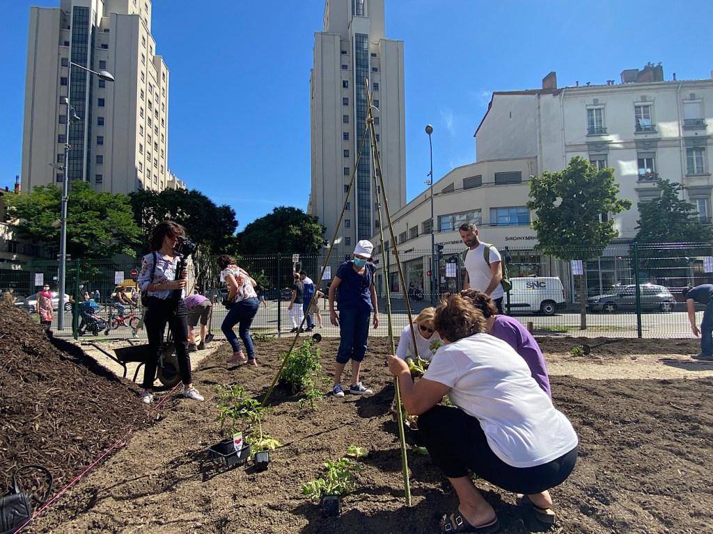 Ferme des Artisans Villeurbanne Gratte Ciel - La Ferme des artisans, un projet éco-responsable pour mieux vivre la ville de demain