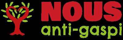 LOGO NOUS - « Nous anti-gaspi », des épiceries anti-gaspillage