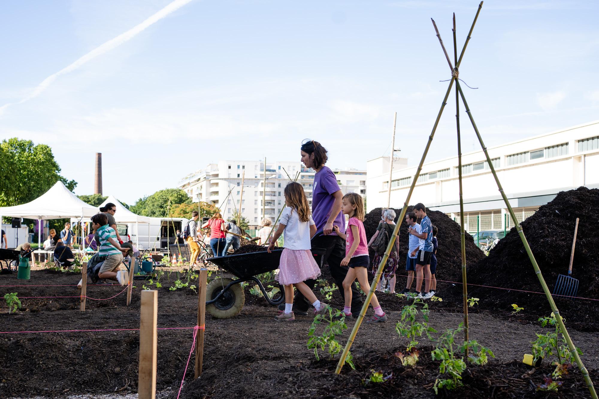 La ferme des artisans 4 - La Ferme des artisans, un projet éco-responsable pour mieux vivre la ville de demain