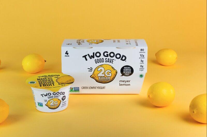 good save by two good - Des yaourts qui sauvent des fruits
