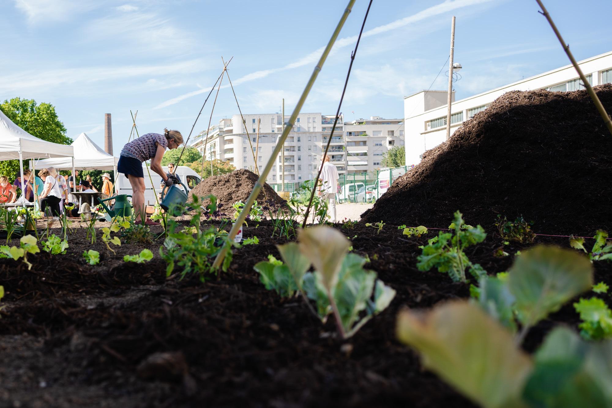 gratte ciel 68 - La Ferme des artisans, un projet éco-responsable pour mieux vivre la ville de demain