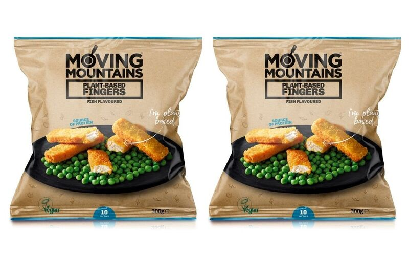 moving mountains fish fingers - Des bâtonnets de poisson sans poisson