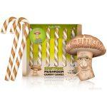 shiitake mushroom candy canes 150x150 - Des bonbons aux champignons