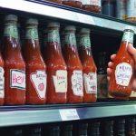 1 150x150 - 250 étiquettes personnalisées sur des bouteilles de ketchup