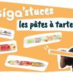 1610011548818 150x150 - Les Siga'stuces : comment bien choisir sa pâte à tarte ?