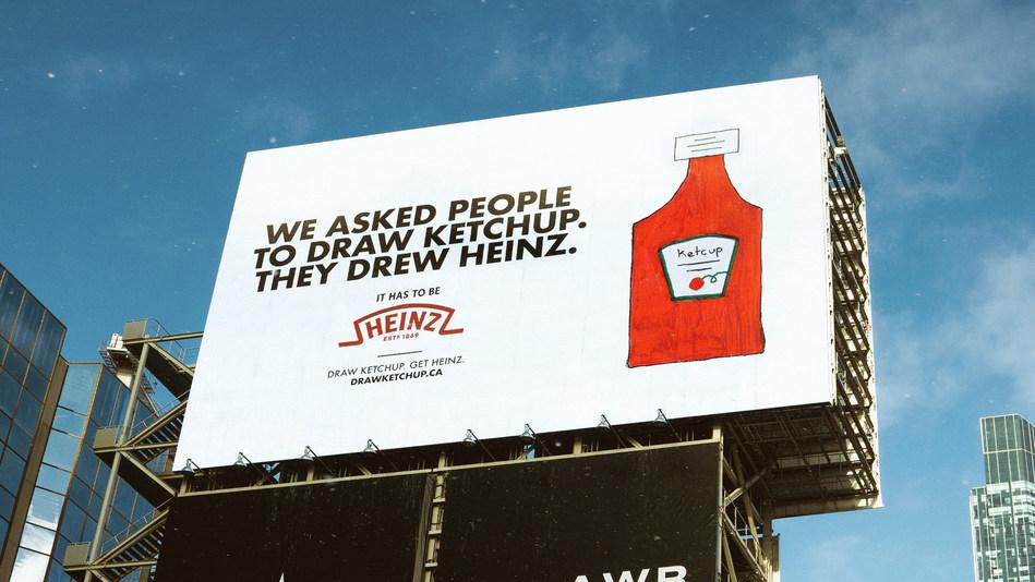 2 - 250 étiquettes personnalisées sur des bouteilles de ketchup