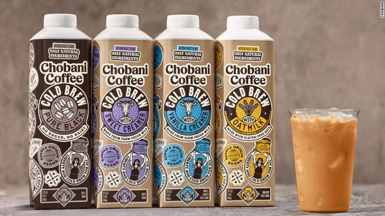 210113115551 01 chobani ready to drink refrigerated coffee exlarge 169 - Chobani se lance dans les cafés froids prêts à boire