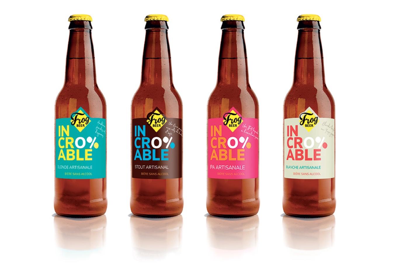 Capture decran 2021 01 06 a 10.45.20 - FrogBeer lance sa gamme de bières artisanales sans alcool « Incroyable »