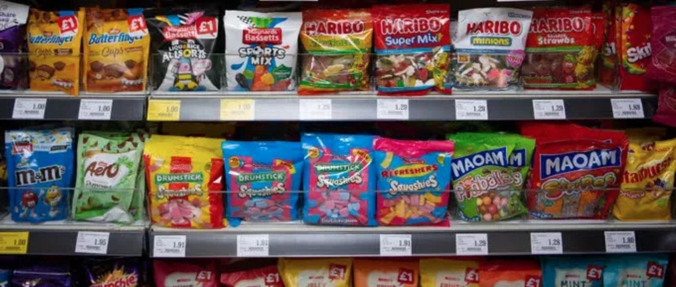 Capture decran 2021 01 12 a 08.22.18 - Les sucreries bannis des caisses des supermarchés en Angleterre