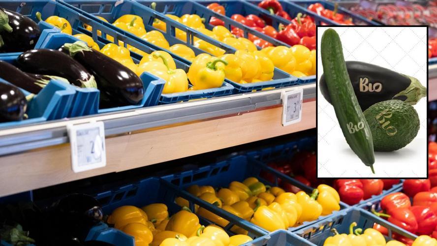 """B9726008614Z.1 20210202103407 000GGUHH6LEL.1 0 - Des légumes bio """"tatoués"""" afin d'éviter le plastique"""