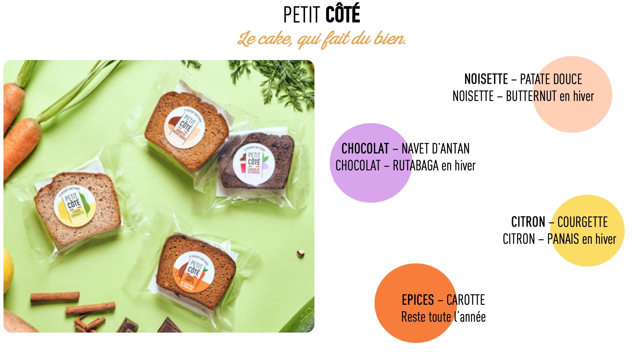 Capture decran 2021 02 14 a 18.14.51 - Petit Côté, la pâtisserie à base de légumes
