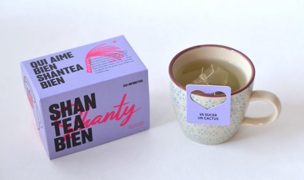 Capture decran 2021 02 15 a 10.36.05 - Shanty Biscuits se diversifie et lance Shanty Tea
