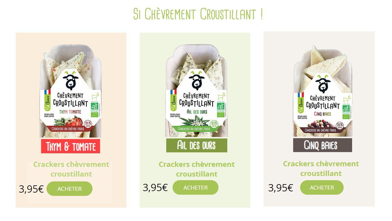 Capture - Annuaire des marques agro-alimentaires françaises