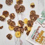 dark chocolate drizzled plantain chips 150x150 - Des chips de plantain au chocolat