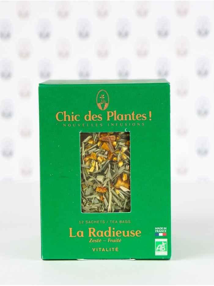 infusion bio la radieuse - Annuaire des marques agro-alimentaires françaises
