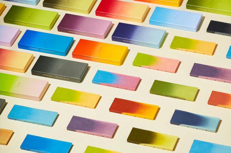 449635 5 800 - Des chocolats aux couleurs des saisons