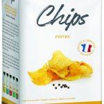 CHIPS POIVRE EMILE NOEL 150x150 - La gamme de chips Emile Noël s'agrandit avec 2 nouvelles recettes