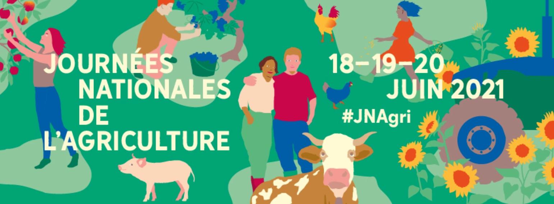 Capture decran 2021 03 24 a 13.52.33 - Première édition des Journées Nationales de l'Agriculture les 18, 19, 20 juin 2021