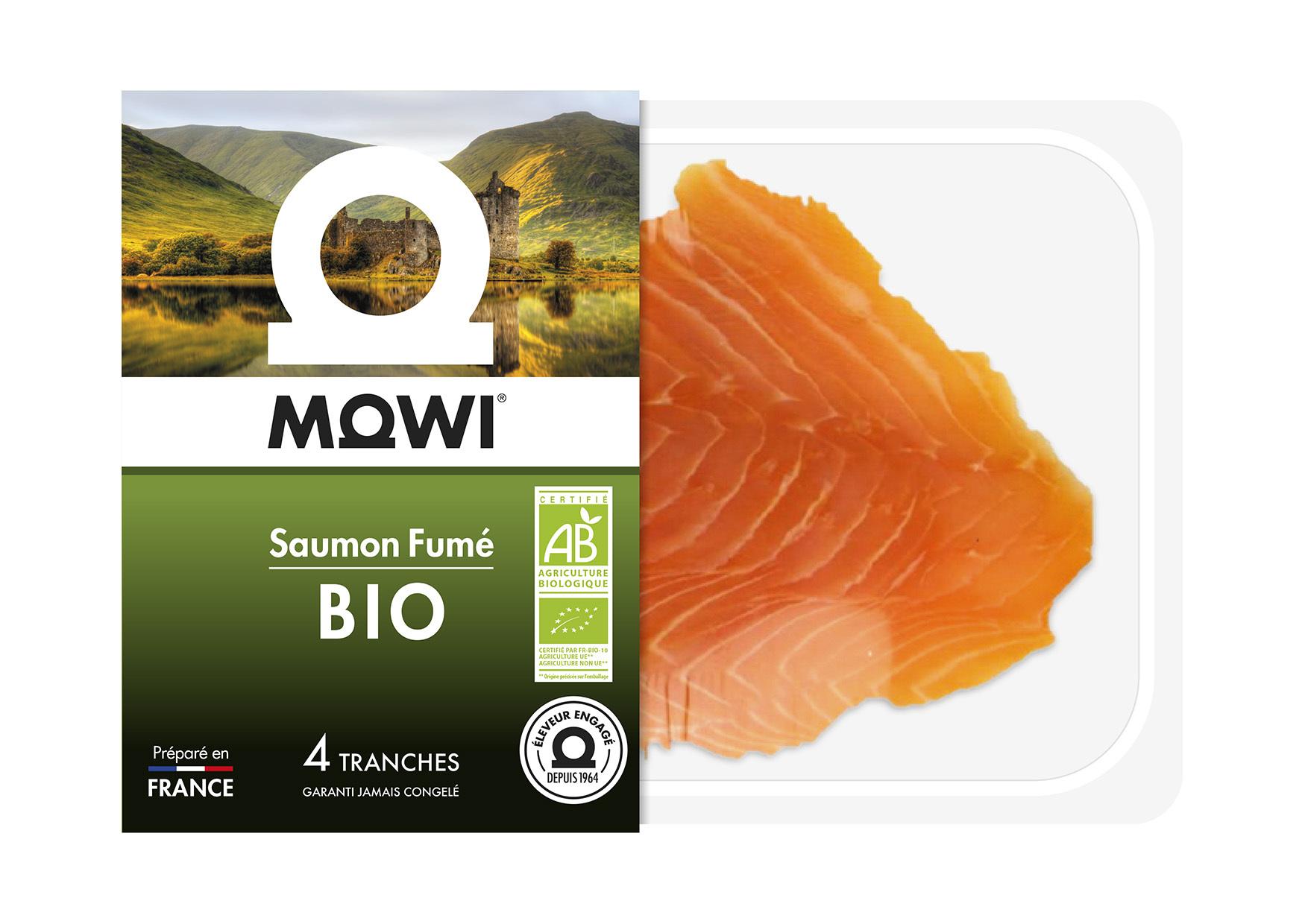 MOWI Fume 4T Bio - Des nouvelles références Mowi s'invitent à table !