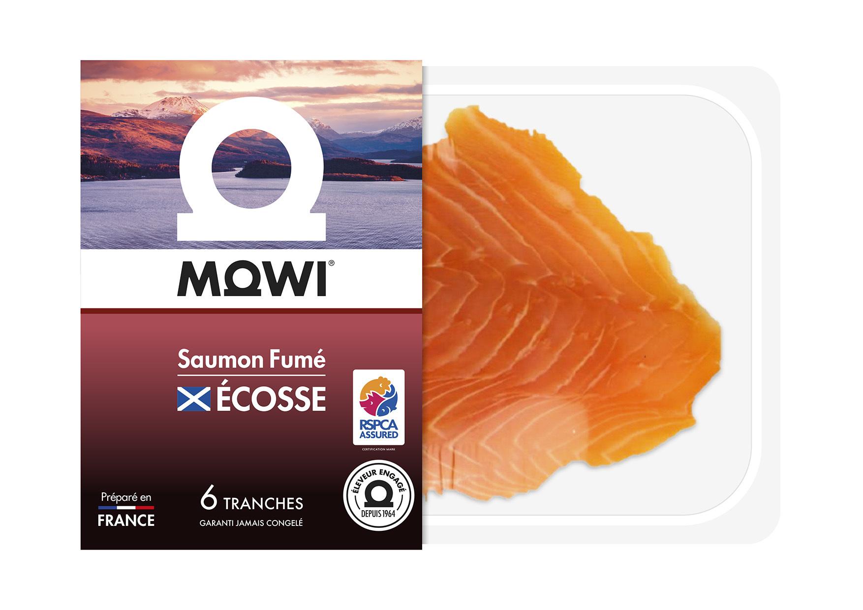 MOWI Fume 6T Ecosse - Des nouvelles références Mowi s'invitent à table !