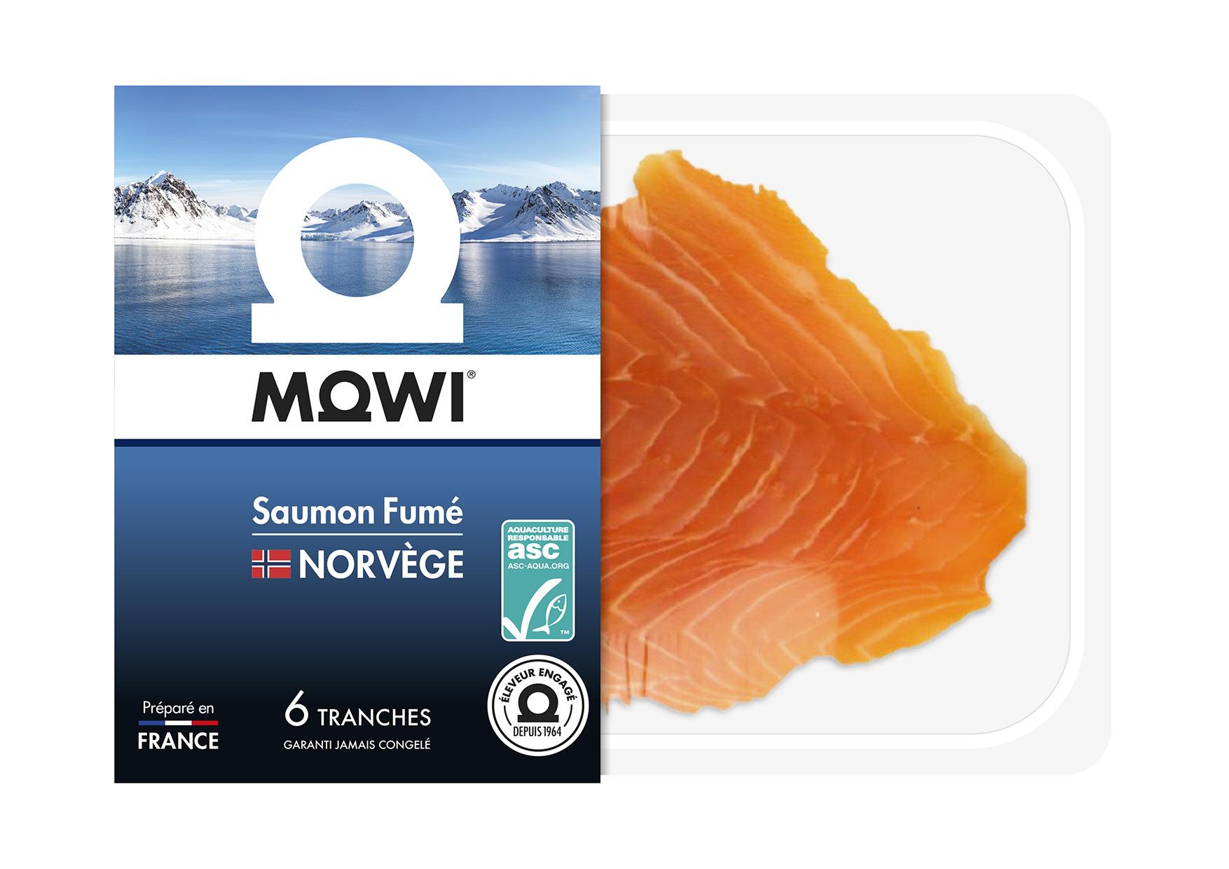 MOWI Fume 6T Norvege - Des nouvelles références Mowi s'invitent à table !