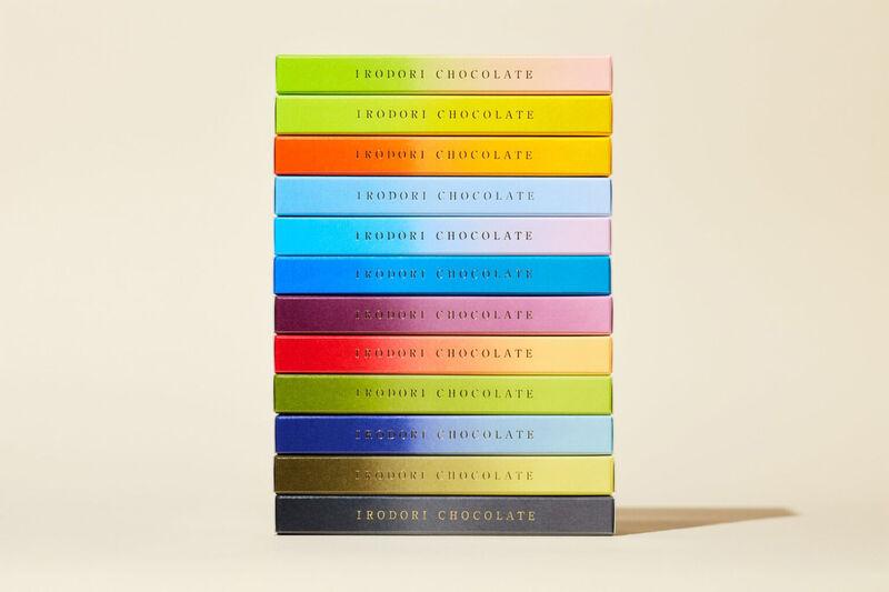 little motherhouse - Des chocolats aux couleurs des saisons