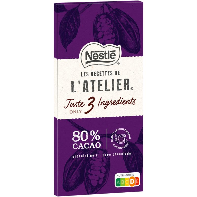 nestle3 - Les Recettes de l'Atelier® réinvente les codes de la dégustation