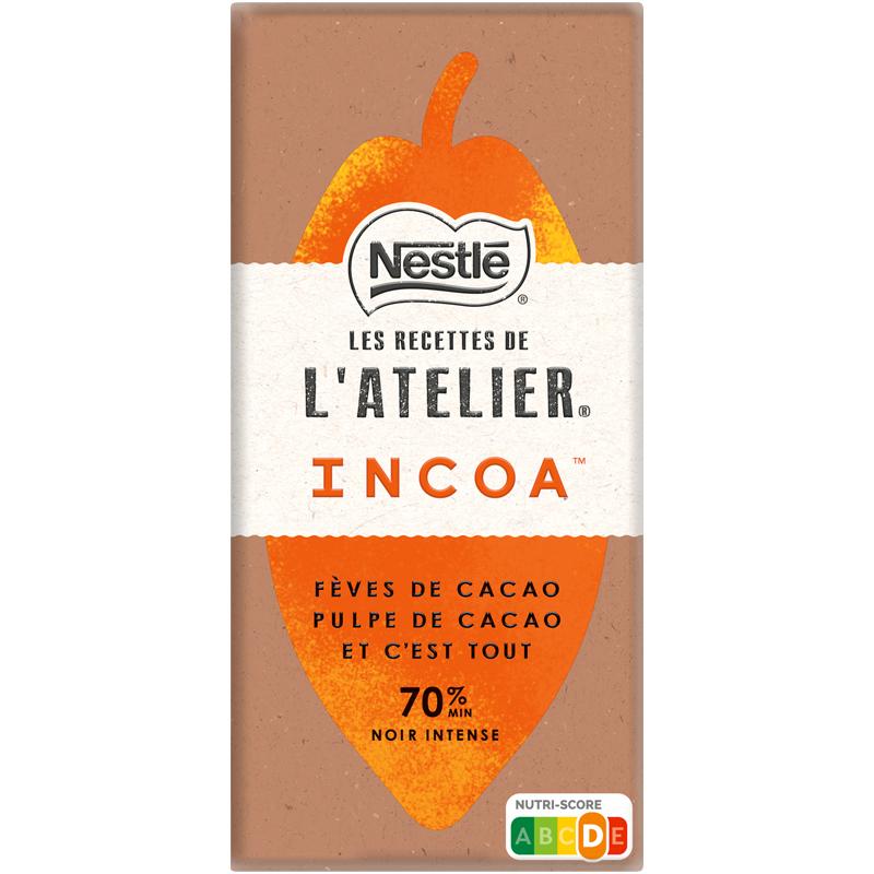 nestleincoa - Les Recettes de l'Atelier® réinvente les codes de la dégustation