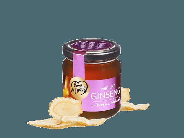 pot miel ginseng 2 - Rituels douceur avec les miels LUNE DE MIEL®