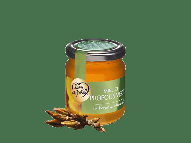 pot miel propolis 2 1 - Rituels douceur avec les miels LUNE DE MIEL®