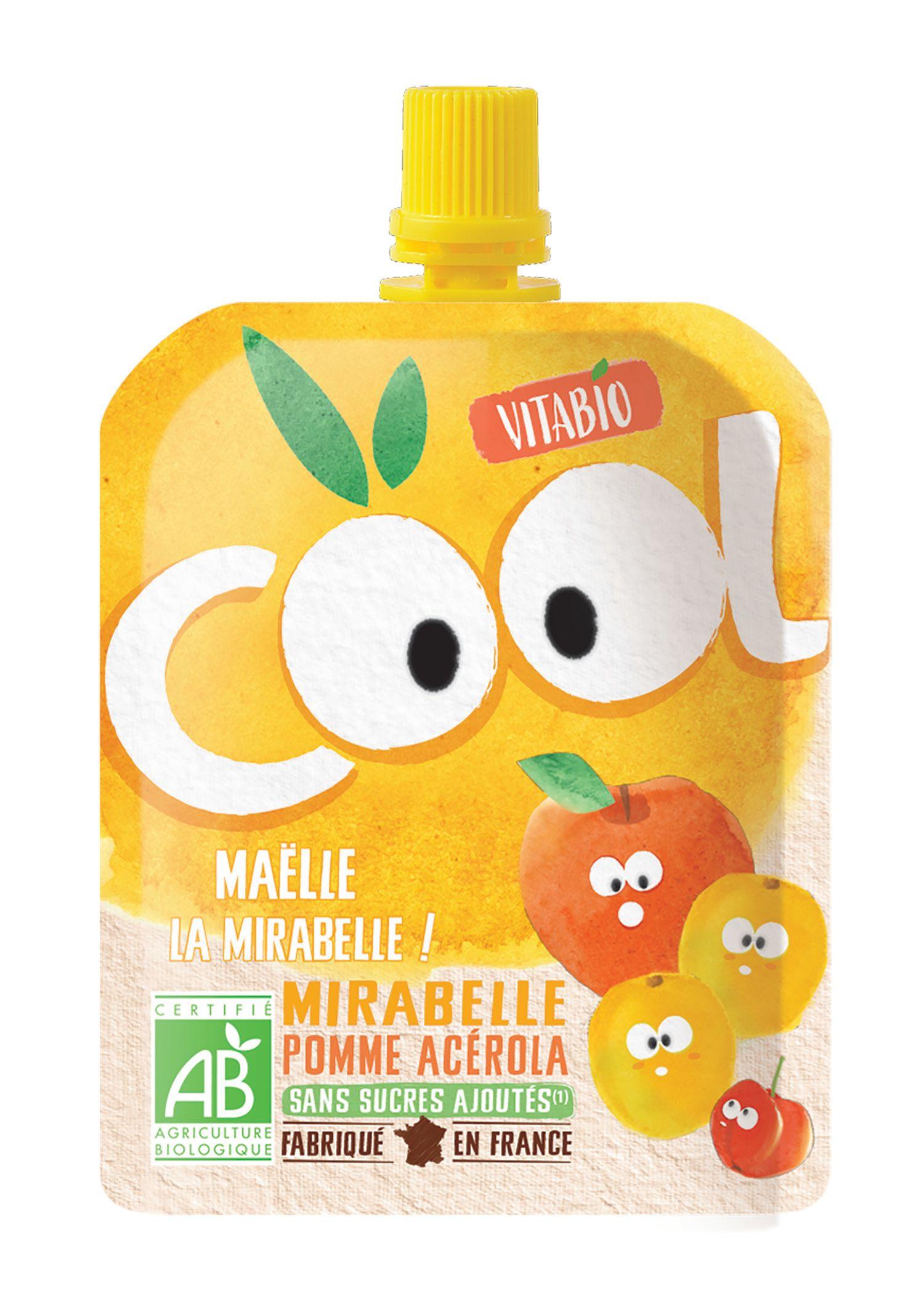 zTaqwWKA - Vitabio Cool dévoile ses deux nouvelles recettes de Cool Fruits