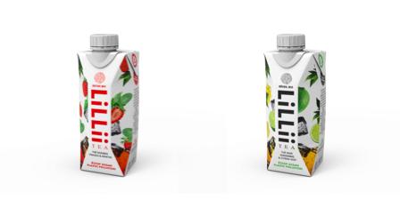 LiLLii - LiLLii Water sort une nouveauté : LiLLii Tea!