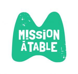 """MissionATable Vert RVB 300x283 - Les enfants cuisinent pour leurs parents avec les kits """"Mission à table"""""""