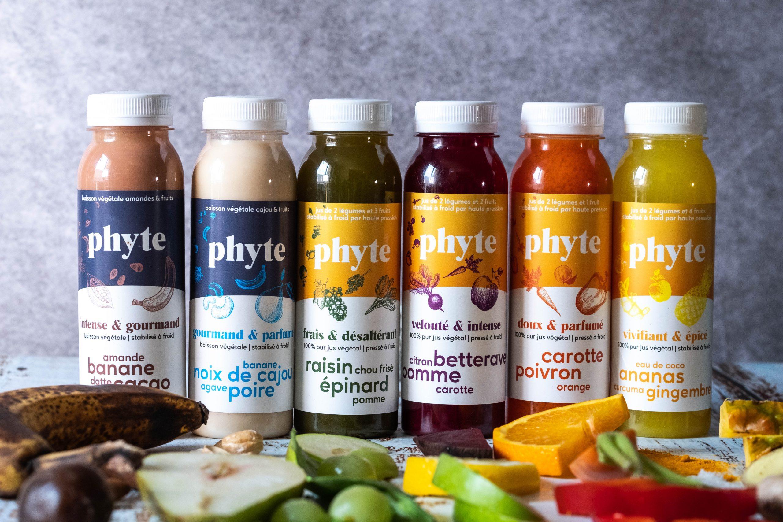 Phyte 50 scaled - Phyte : une nouvelle catégorie de produits pour consommer des fruits et légumes frais autrement
