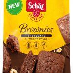 brownie 150x150 - Des madeleines et brownies sans gluten