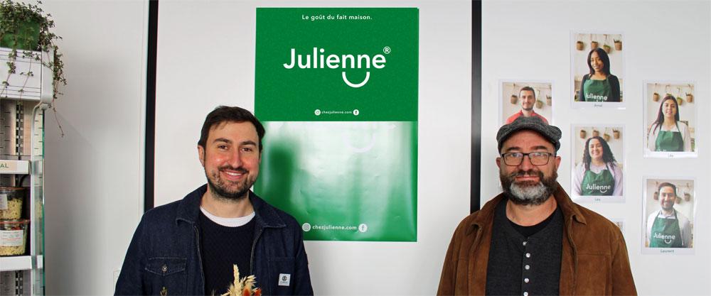 chez julienne 07 - Julienne ouvre son premier magasin