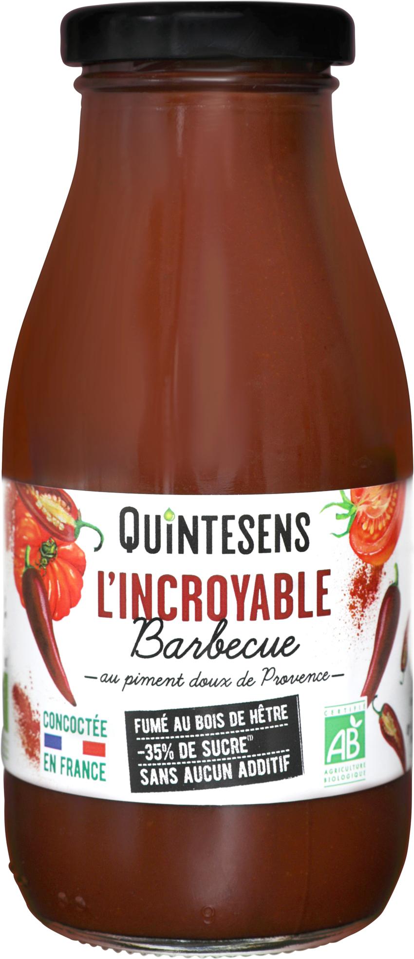 incroyable barbecue 1 - Des sauces Barbecue et Burger saines et Bio