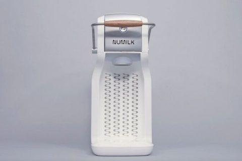 numilk 480x320 - Une machine pour réaliser des boissons végétales chez soi
