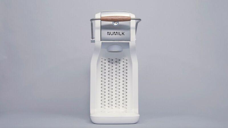 numilk - Une machine pour réaliser des boissons végétales chez soi